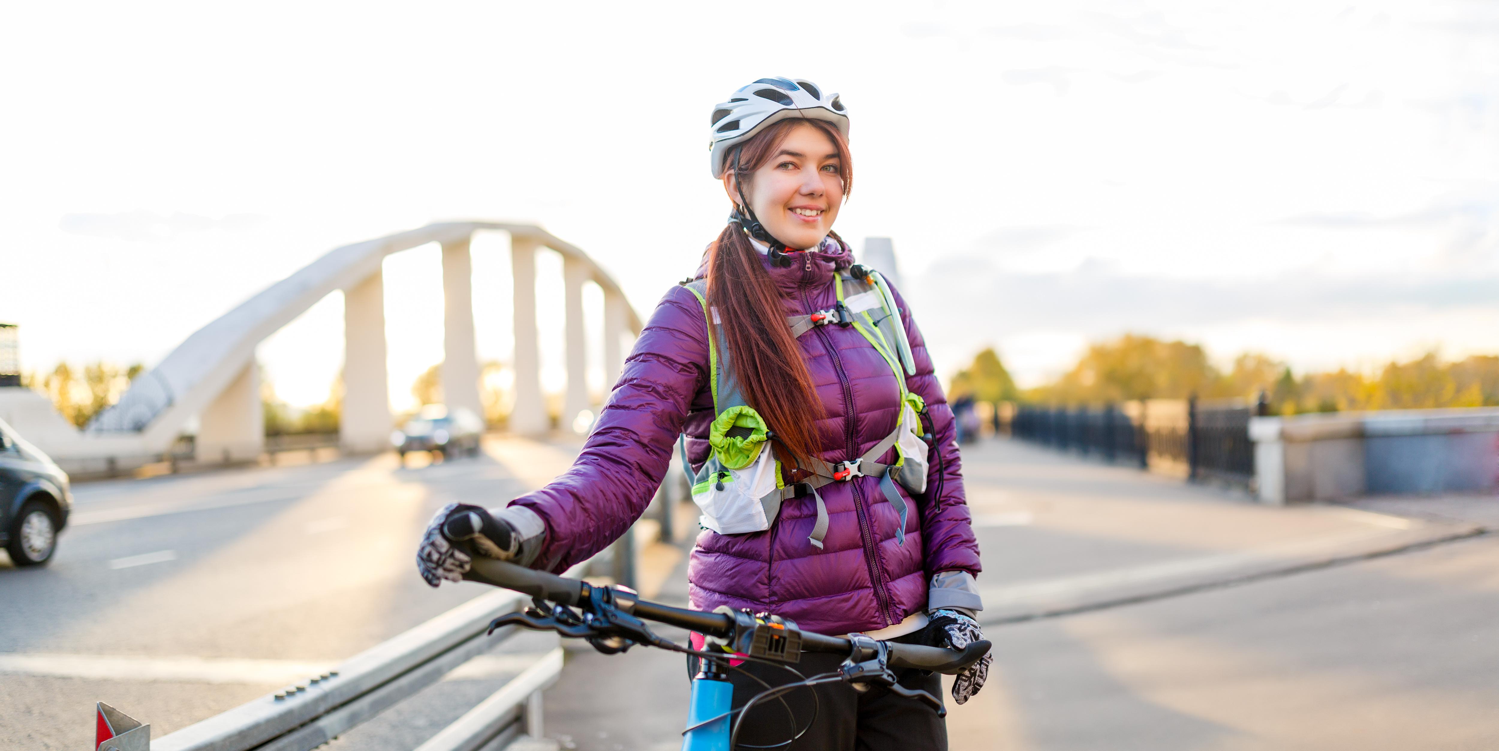 Wybieramy kurtkę na rower! Na co zwrócić uwagę?