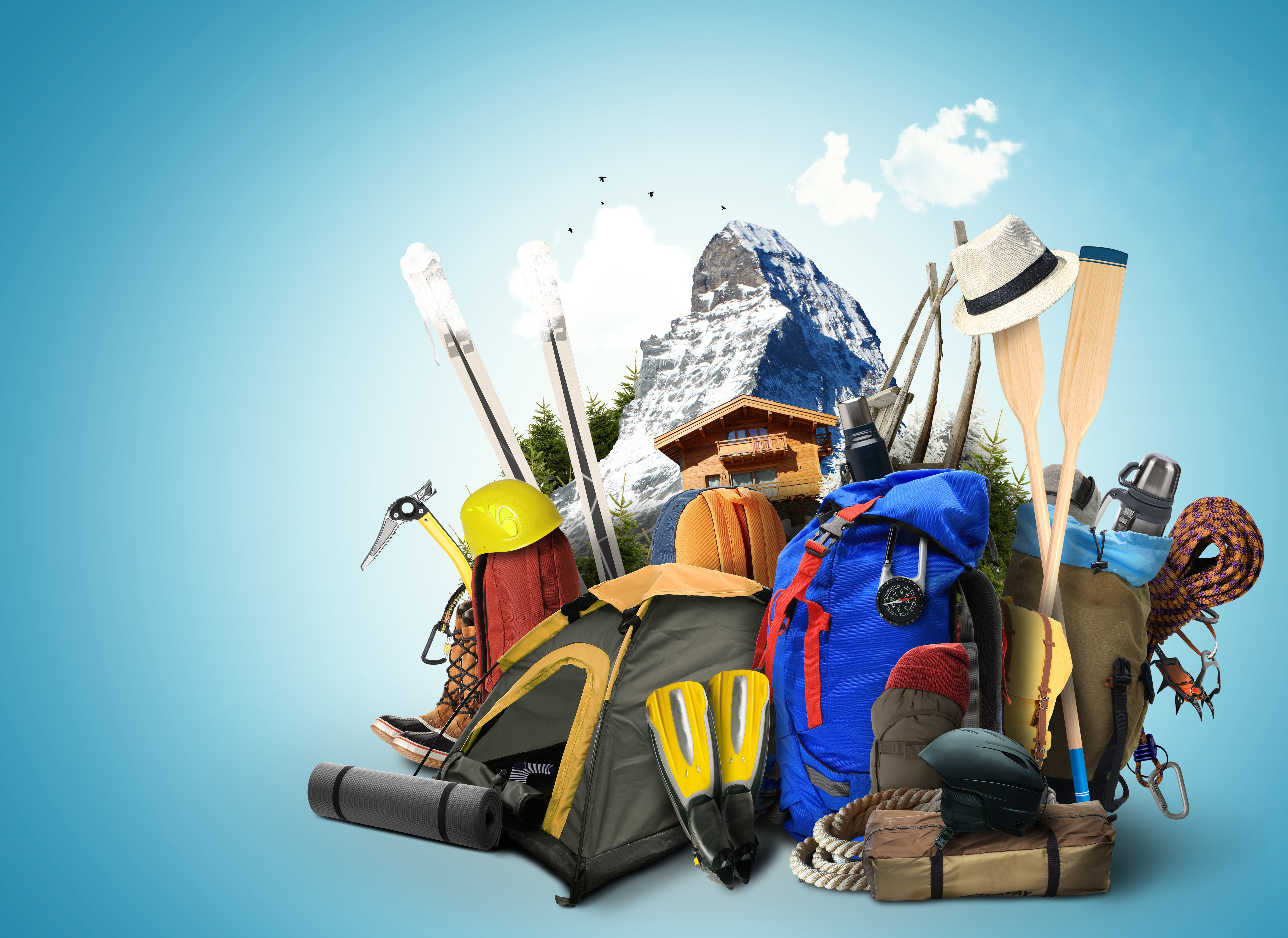 10 akcesoriów turystycznych, które przydadzą Ci się na urlopie