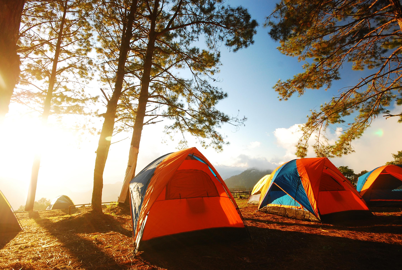 Jaki namiot kupić? Oto 5 naszych propozycji!