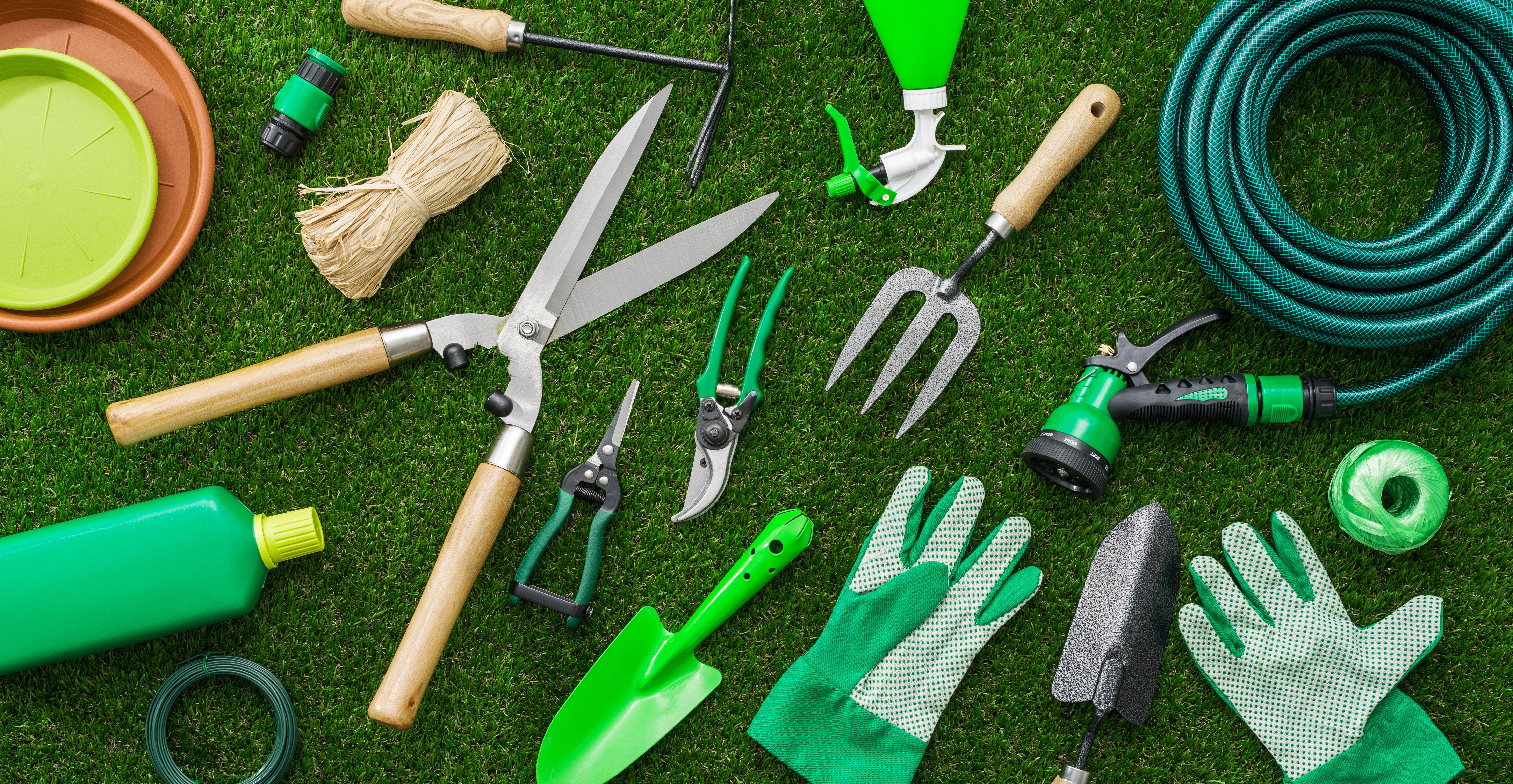Narzędzia ogrodnicze – które są najpotrzebniejsze?