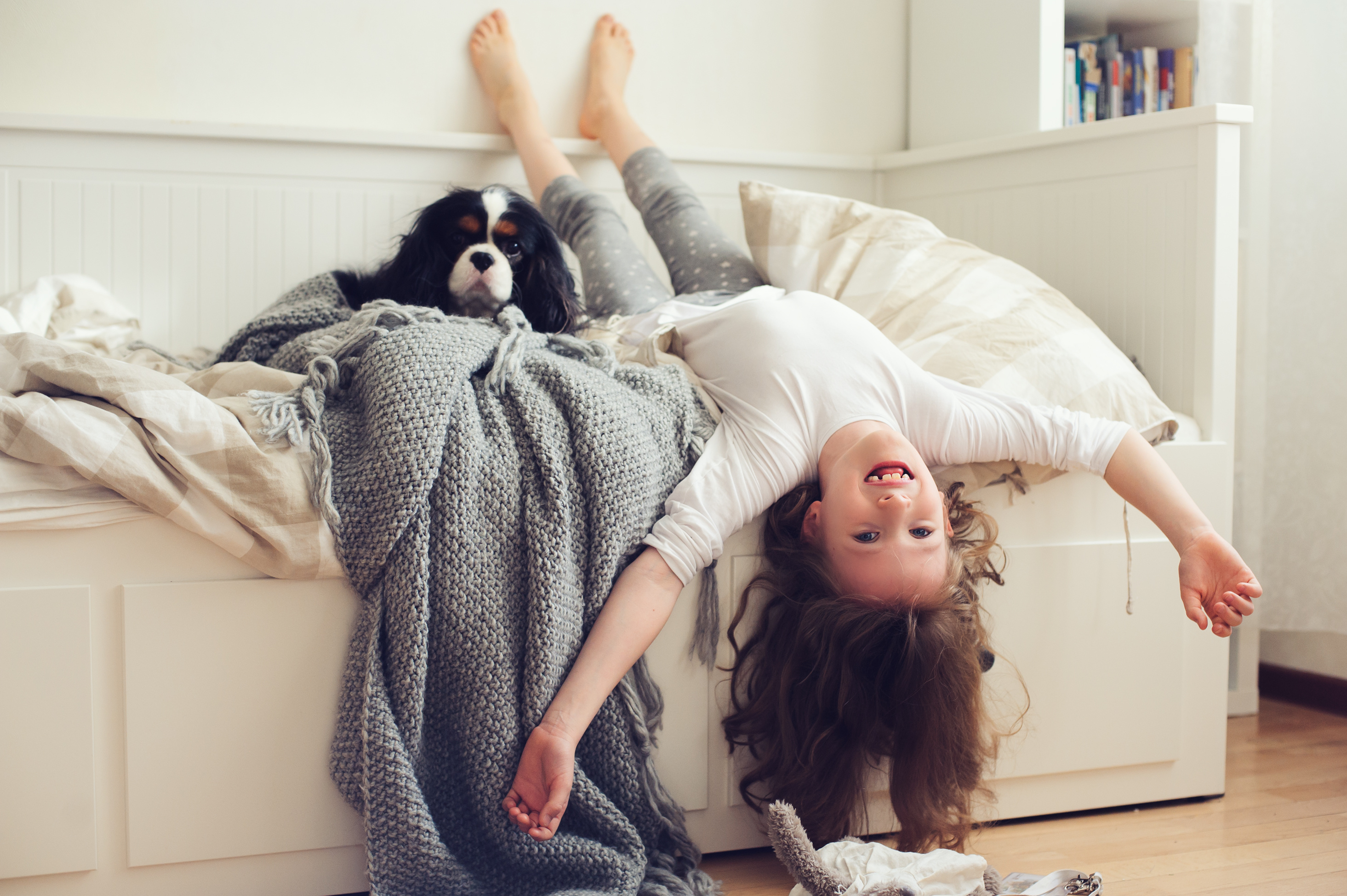 Wybieramy łóżka dla dzieci – sprawdź nasze propozycje!