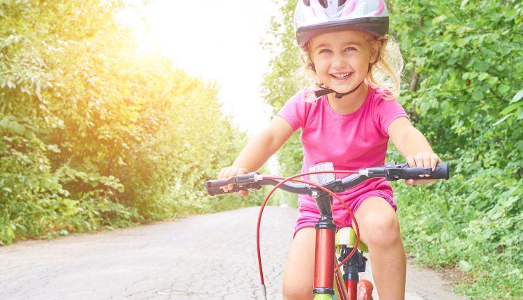 Jaki kask rowerowy dla dziecka?