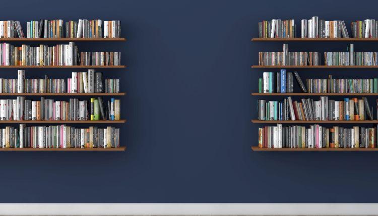 Półka na książki – wybieramy najlepsze rozwiązanie