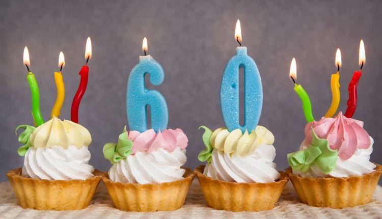 Jaki prezent na 60 urodziny?